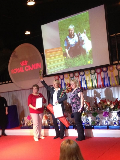 Estonian Best Sport Dogs of the Year 2014 Awards Dinner