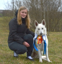 Born to Win White Zorro Estonian Champion
